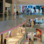 top view mall interior photo
